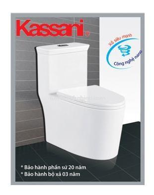 Bàn cầu 0883 Kassani